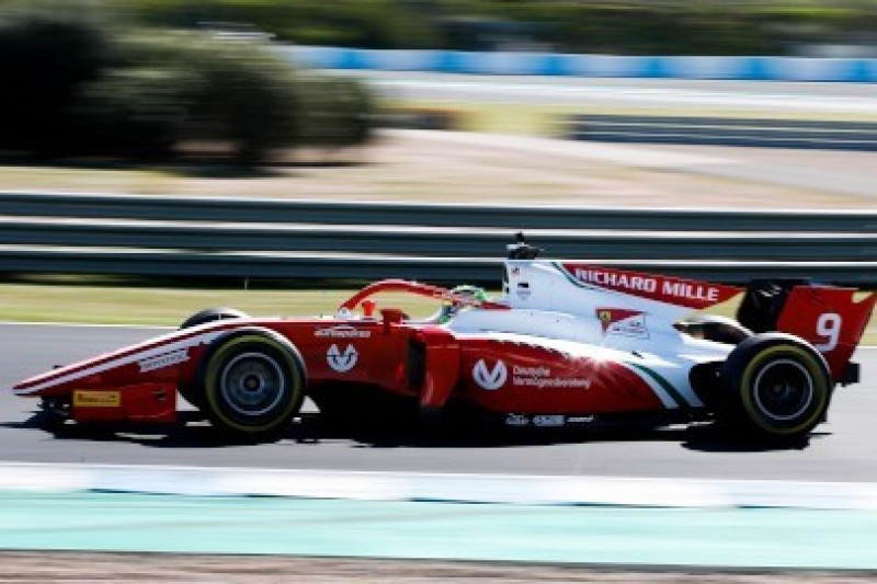 Schumacher w trójce