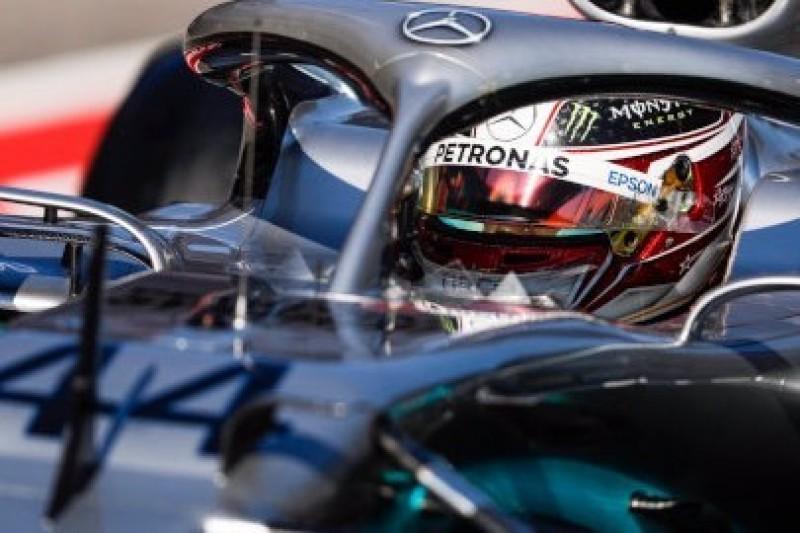 Hamilton symuluje wyścig