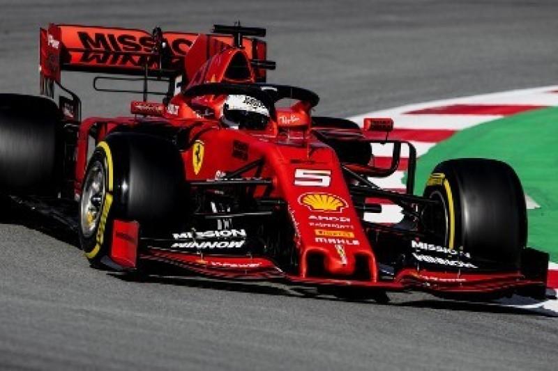 Ferrari zmieniło plany