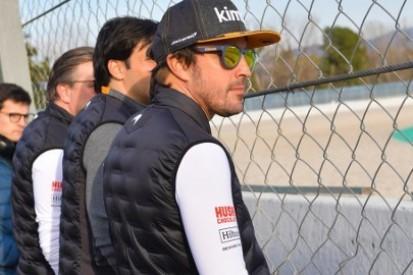 Alonso nie wyklucza powrotu do F1