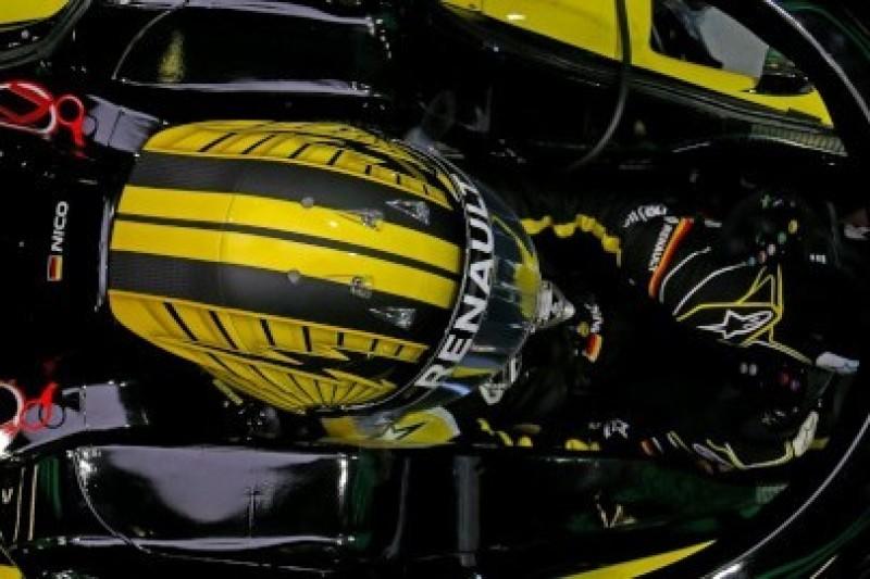 Renault na czele, najlepszy czas Williamsa