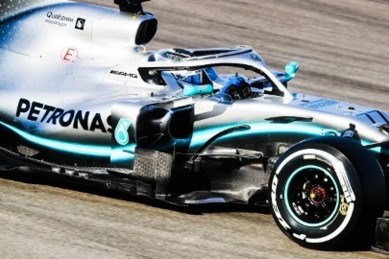 Bottas zadowolony z nowej specyfikacji Mercedesa