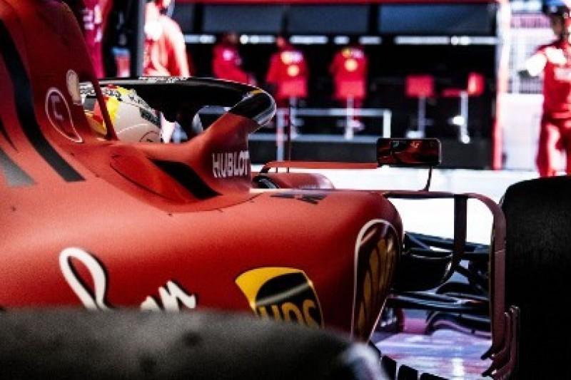 Ferrari podało przyczynę wypadku