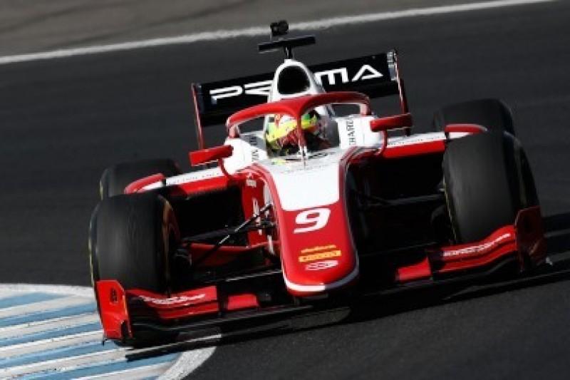 Najlepszy czas i przygoda Schumachera