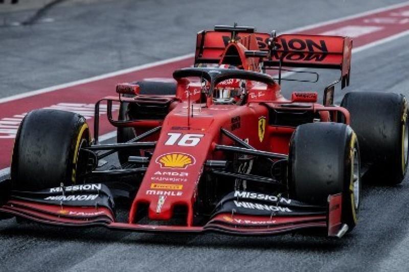 Ferrari ma zapas