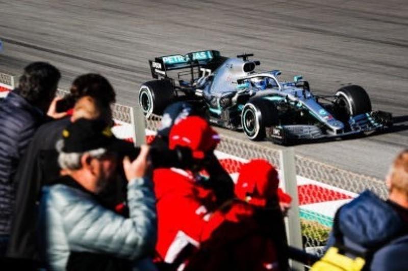 Bottas i Leclerc symulują wyścig