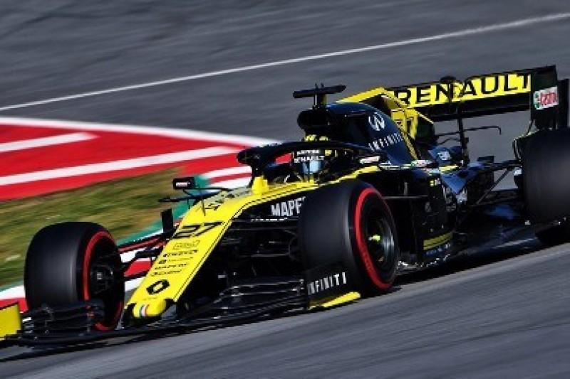 Silnik Renault spełnił oczekiwania