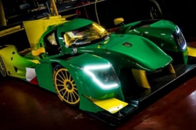 Le Mans z polskim Ligierem