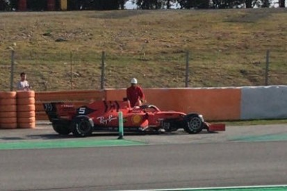 Elektryczne kłopoty Vettela