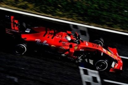 Mercedes 0,003 s za Ferrari