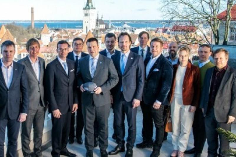 Estonia będzie promowała WRC