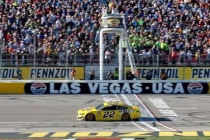 Mustangi uciekły w Vegas