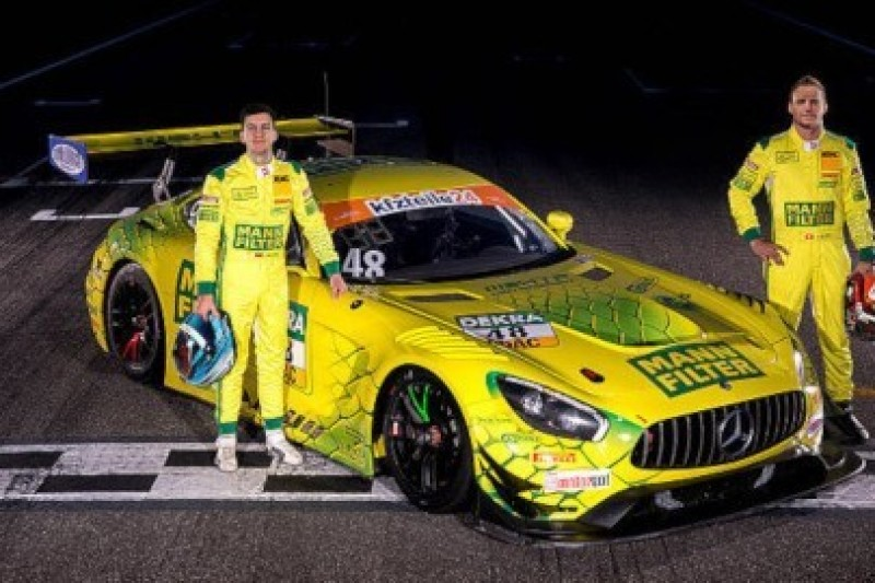Brat Vettela w ADAC GT Masters