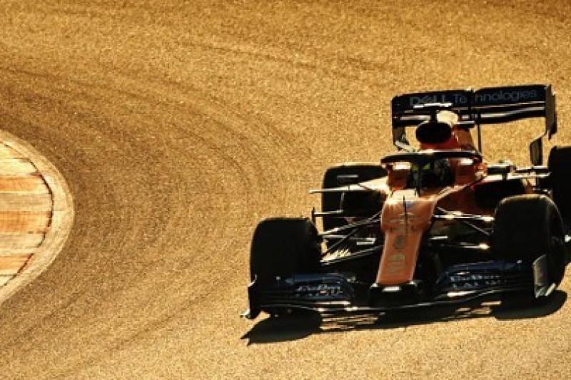 Marko: McLaren jest z tyłu