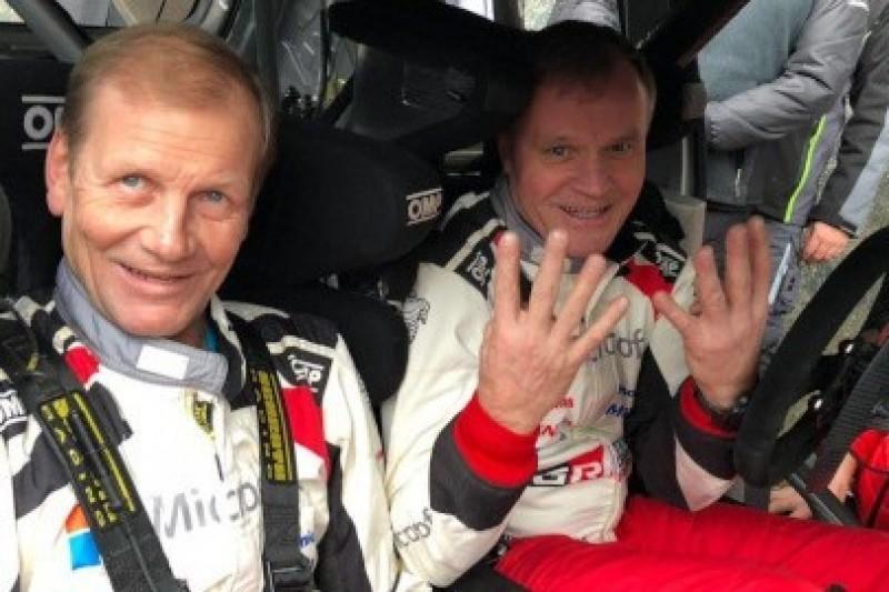 Yaris WRC dla Kankkunena