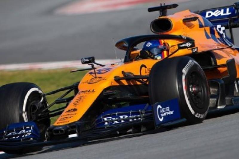 Postępy McLarena