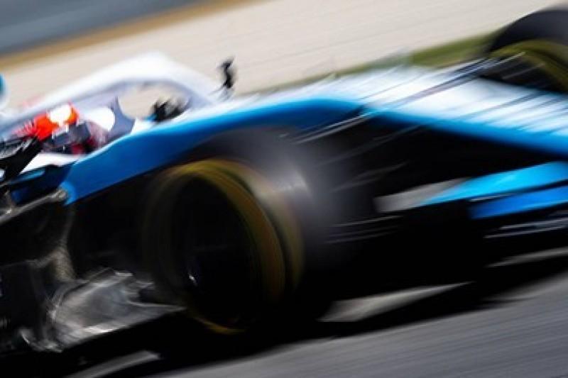 Williams zbuduje testowy samochód dla Pirelli