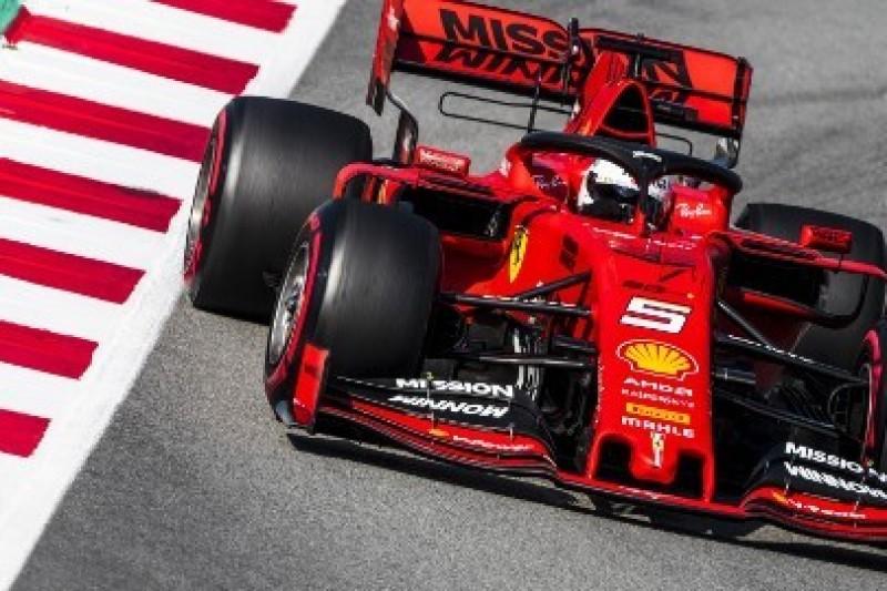 Spokój w Ferrari