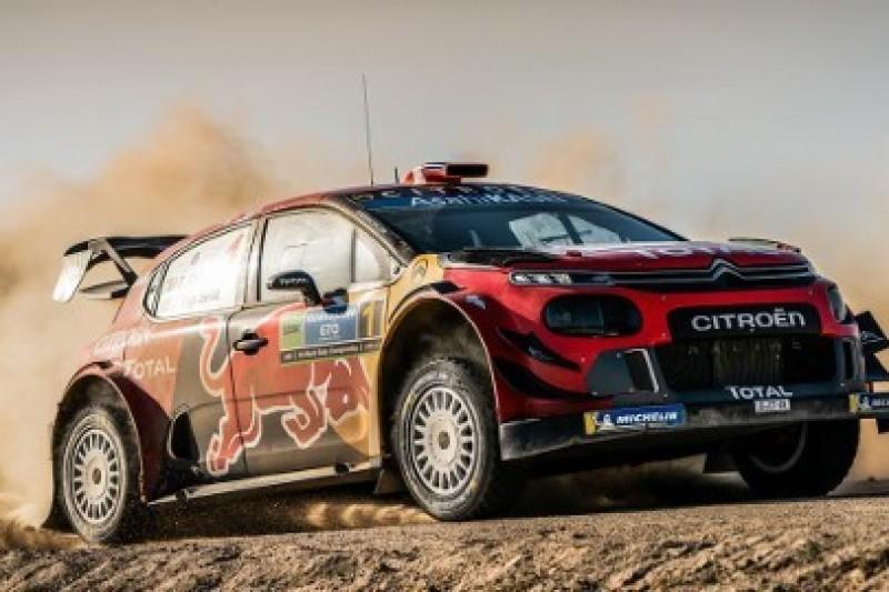 Potwierdzony potencjał C3 WRC