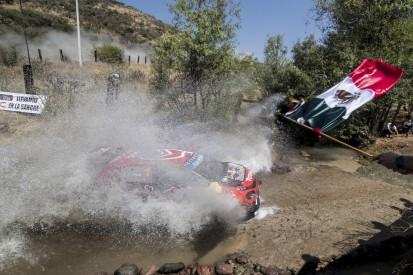 """Zurück zu den Wurzeln"": Rallye Mexiko gelobt nach Problemen Besserung"