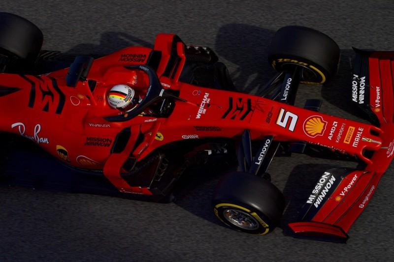 Ferrari-Titelsponsor