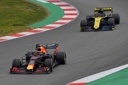 Renault-Pilot Daniel Ricciardo verspricht: Noch mehr Überholmanöver 2019