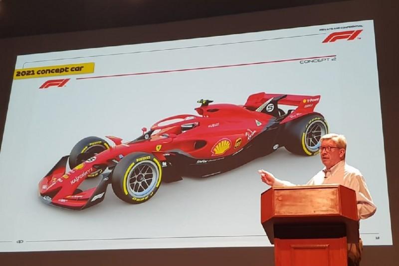 Ross Brawn: Die Formel 1 wandelt sich schneller, als viele glauben