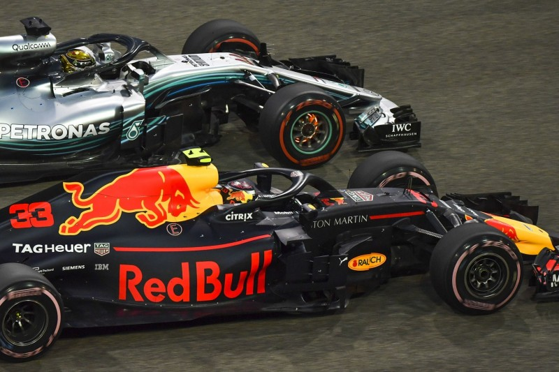 Christian Horner: Max Verstappen ist genauso schnell wie Lewis Hamilton