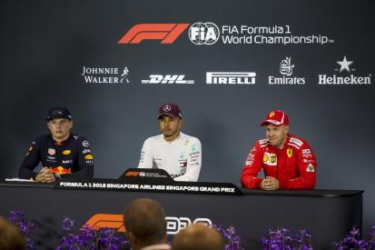 """FIA-Pressekonferenzen Australien: Erstes Aufeinandertreffen der """"großen Drei"""""""
