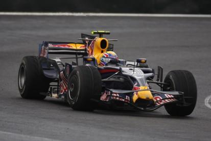 Red-Bull-Piloten vergleichen 2008 mit 2019: Wie Spielzeugautos!