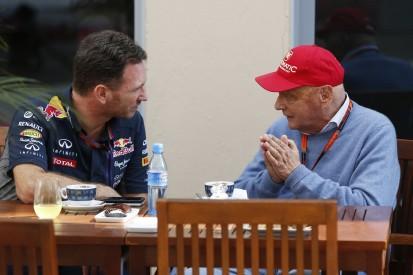 Red Bulls Christian Horner: Mercedes ist ohne Niki Lauda schwächer