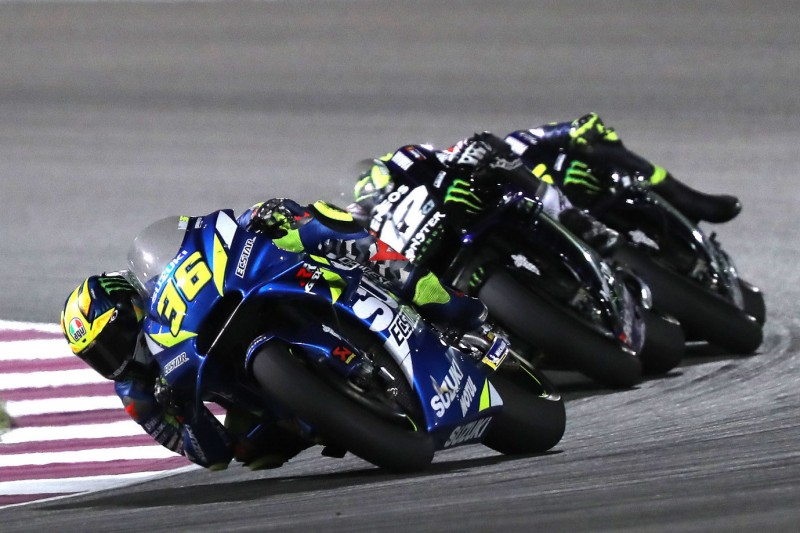 Nur 5,1 Sekunden Rückstand: Joan Mir zeigt starkes MotoGP-Debüt