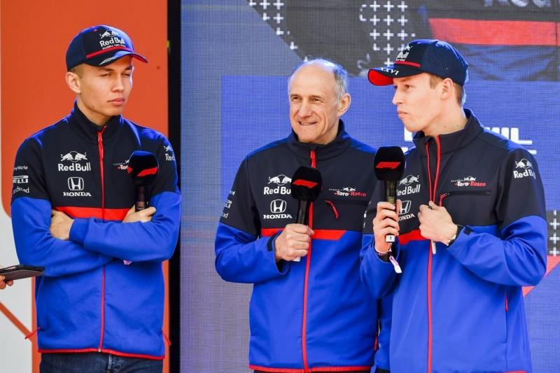 """Franz Tost verteidigt Red-Bull-Juniorteam: """"Es wäre eine Krise, wenn ..."""""""