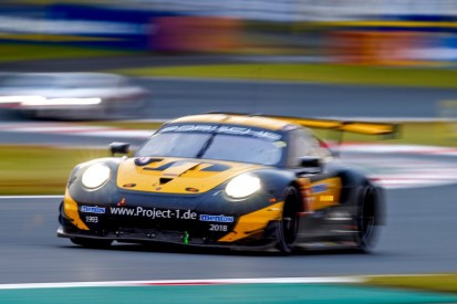 Project 1 packt es: Ersatz-Porsche in Sebring angekommen