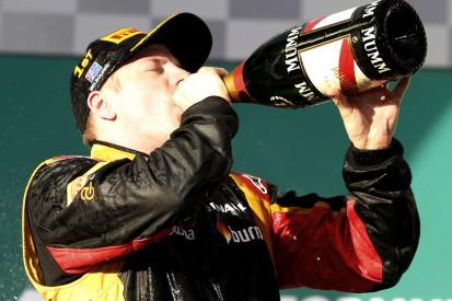Kimi Räikkönen: Öfter besoffen als verkatert - also alles gut!