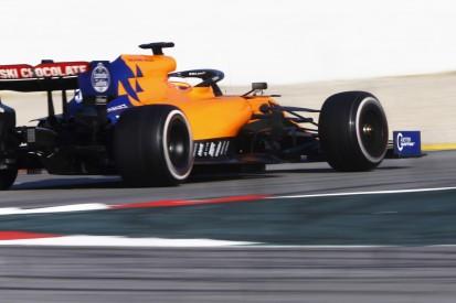 Carlos Sainz: Instabiles McLaren-Heck macht mir nichts aus