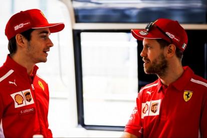 """Leclerc sieht Nummer-2-Status kämpferisch: """"Mein Job, das zu ändern"""""""