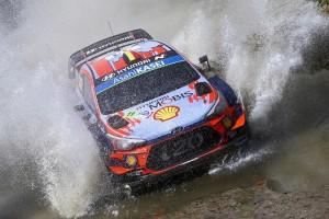 Hyundai plant großes Upgrade zur Mitte der WRC-Saison