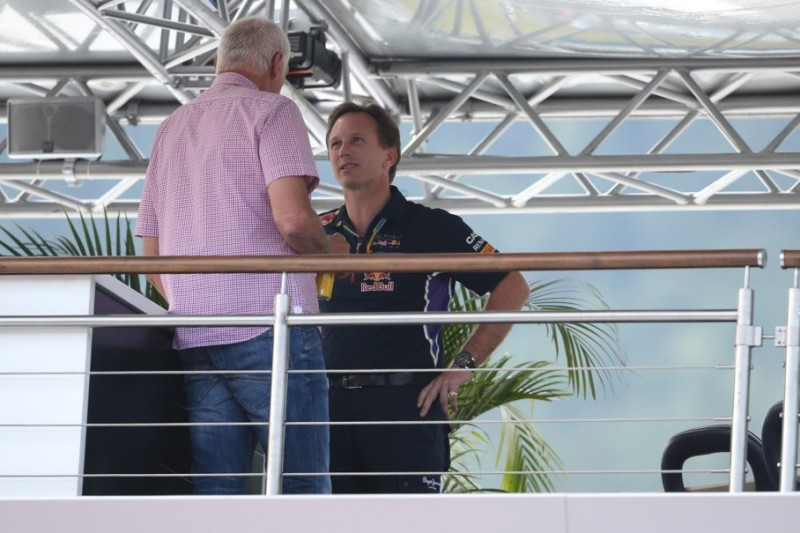 """Red Bull droht erneut mit Ausstieg: """"Das ist Mateschitz' gutes Recht!"""""""