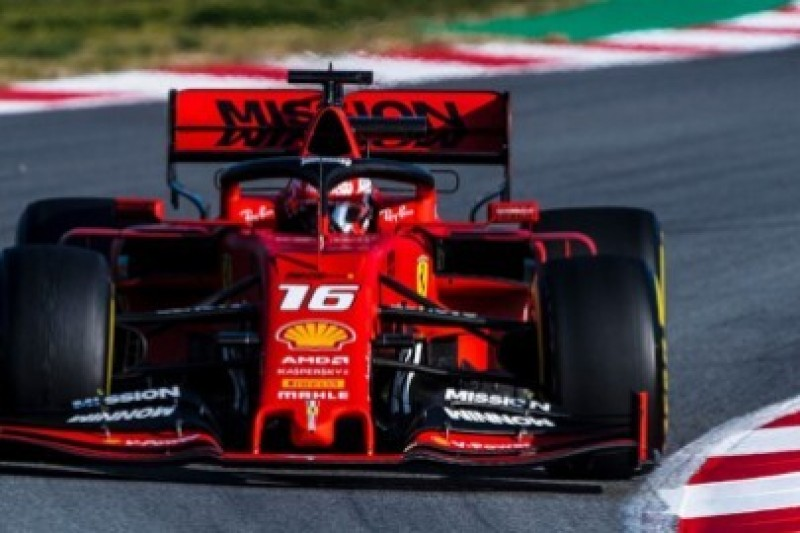 Mission Winnow zostanie z Ferrari