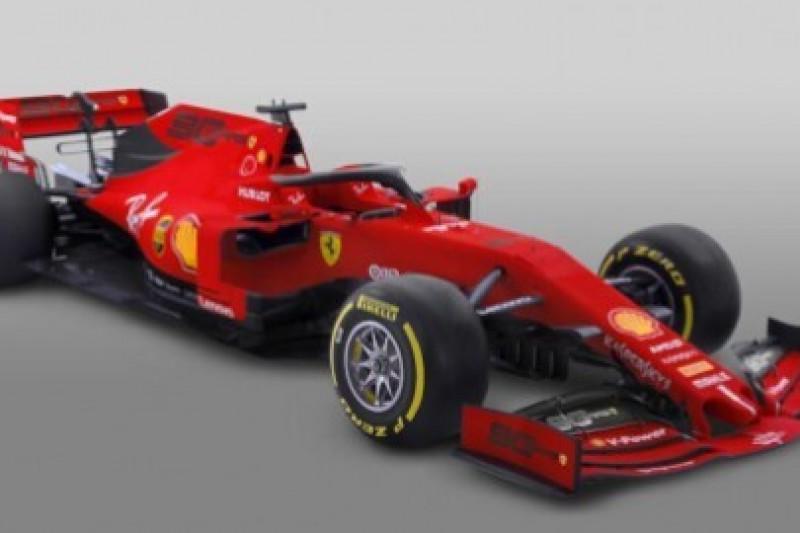 Ferrari pokazało barwy na GP Australii