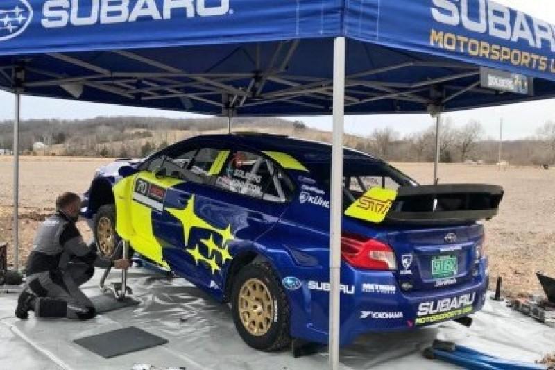 Solberg znów w Subaru