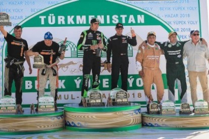 Turkmen Desert Race odwołany