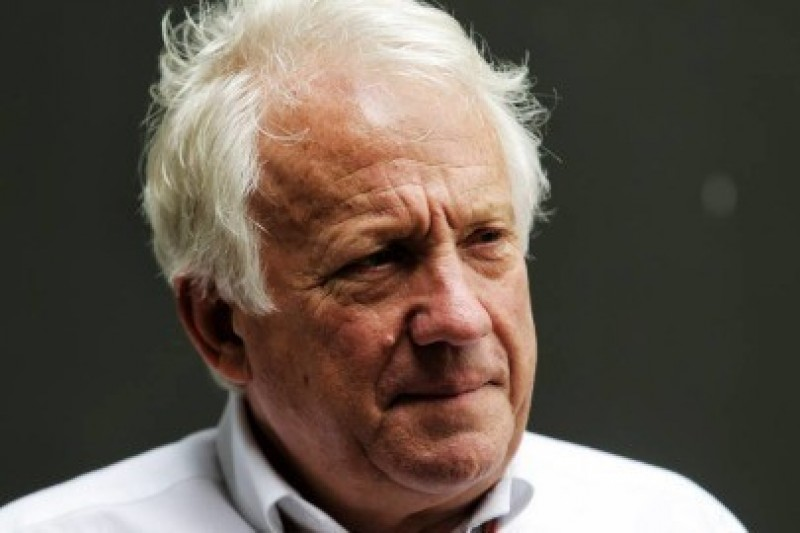 Zmarł Charlie Whiting