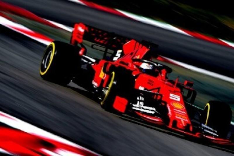 Shell zapewnił Ferrari 21% zysku wydajności