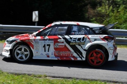 Grzegorz Duda w rallycrossie