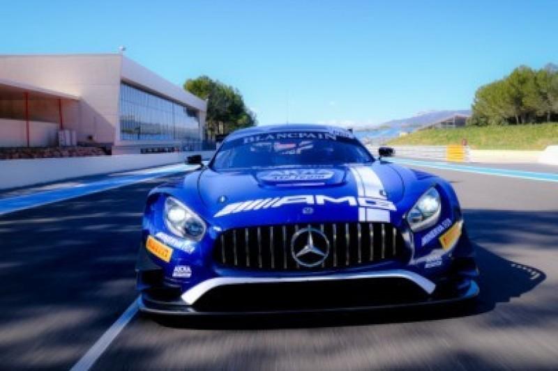 Ostre tempo Mercedesów