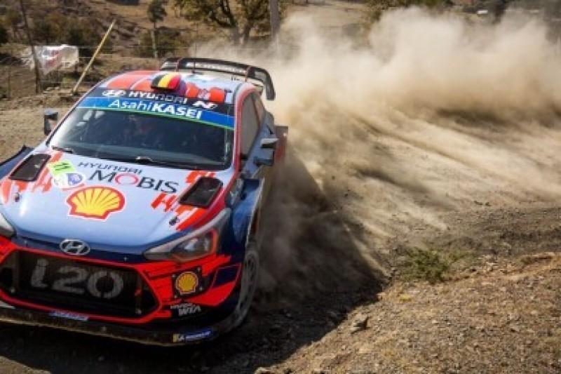 Duże zmiany w i20 Coupe WRC