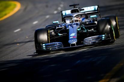 Formel-1-Training Australien: Großer Vorsprung für Mercedes