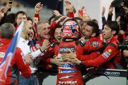 Paolo Ciabatti: Ducati-Sieg in Katar wertvoller als im Vorjahr